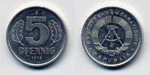 DDR-mynt