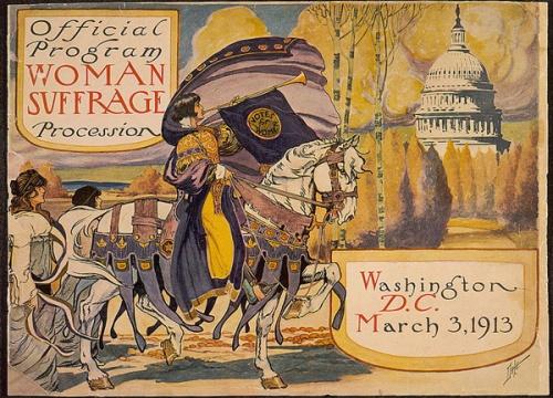 Suffrage-Parade-1913-Prog-c