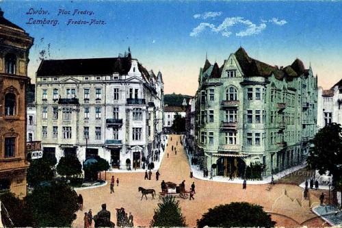 LWOW - Plac Fredry