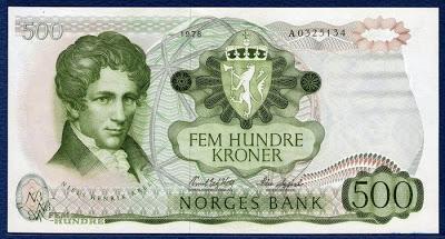 Norway-500-Kroner-1978-F
